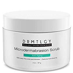 DRMTLGY Microdermabrasion Scrub