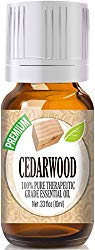 Healing Solutions Cedarwood Essential Oil