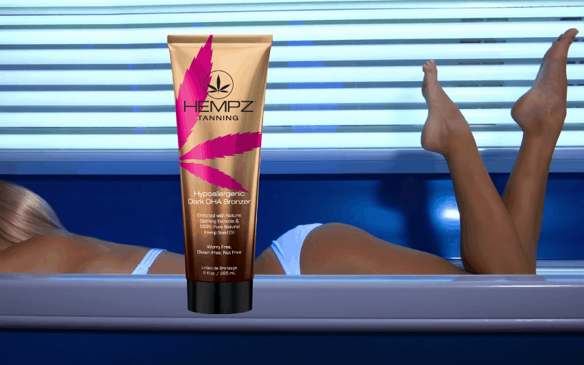 Indoor Tanning Lotions