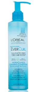 L'Oreal Paris Evercurl Hydracharge Cleansing Conditioner