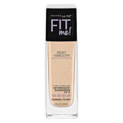 Maybelline Fit Me Dewy+Smooth Foundation