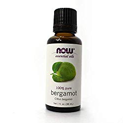 Now Solutions Bergamot Essential oil
