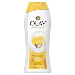 Olay Ultra Moisture with Shea Butter Body Wash