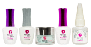 Revel Nail Dip Powder Starter Kit