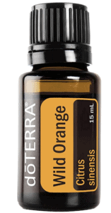 doTERRA Orange Oil