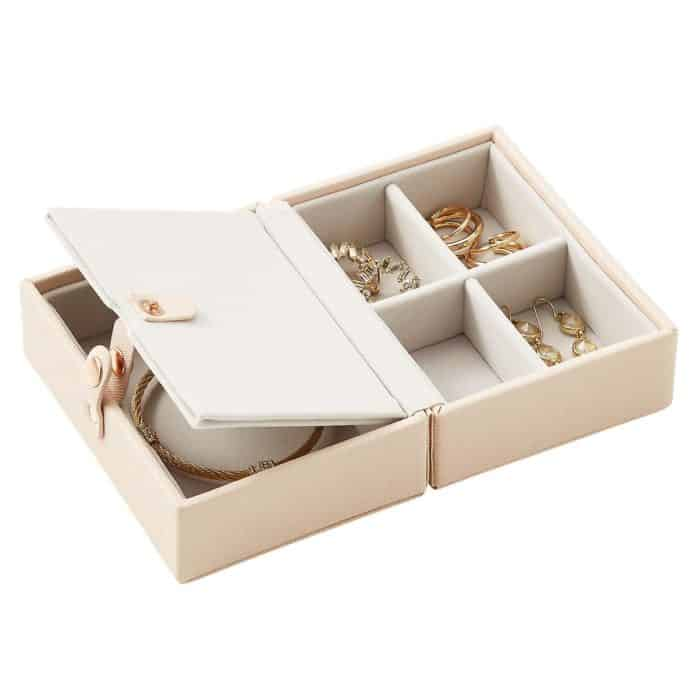Container Store Travel Jewelry Box