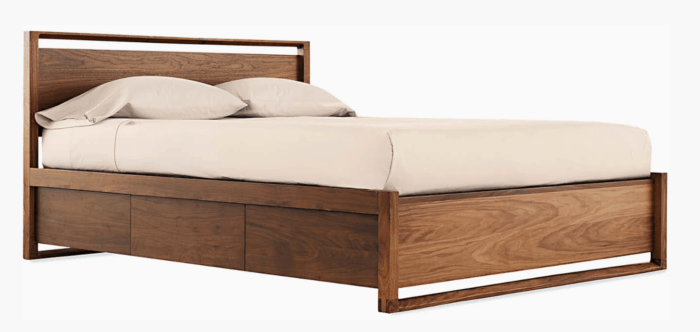 Matera Bed with Storage
