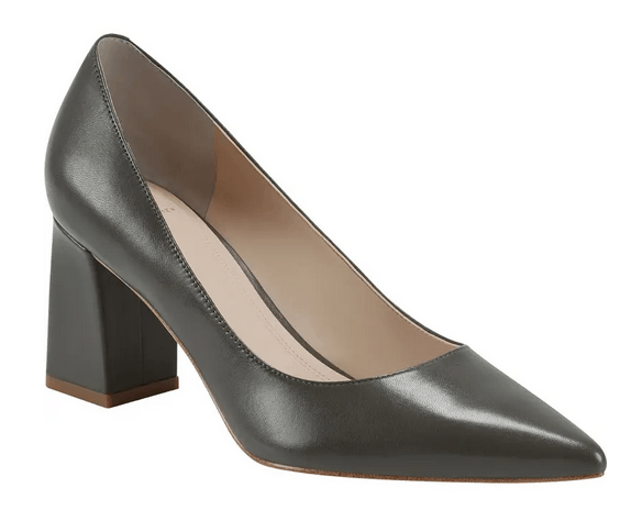 Zala Block Heel Pump